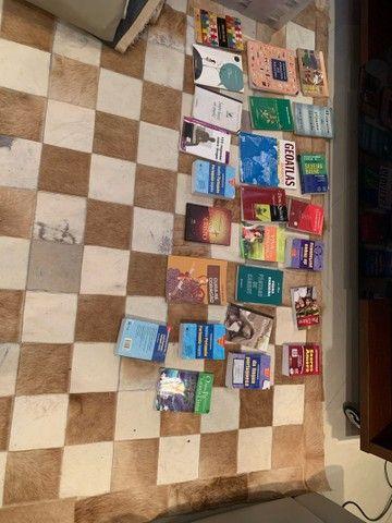 Lote livros diversos