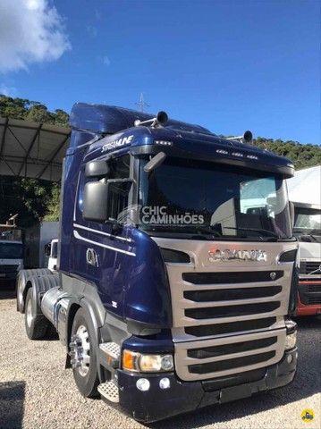 Scania R440 6X2 2014