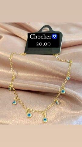 Chocker gargantilhas  - Foto 4