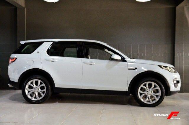Land Rover Discovery Sport Hse Diesel - 2016 - Único Dono - Revisada - - Foto 6