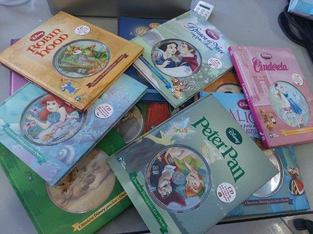 livros Disney com cd - Foto 3