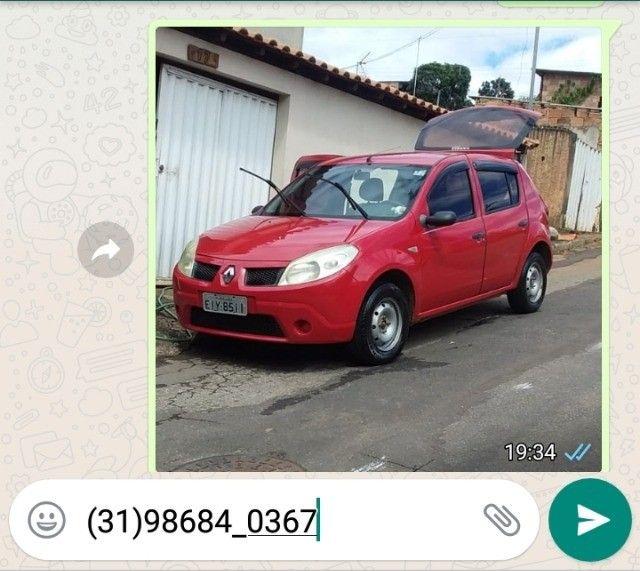 Vendo Sandero 09 14.500