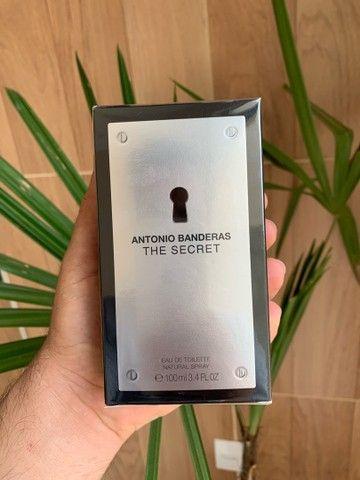 Perfume Antônio Banderas - THE SECRET
