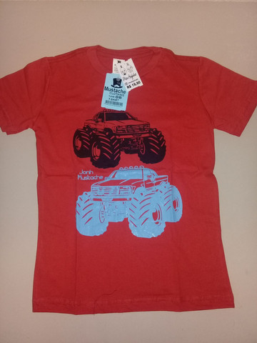 Kit combo camisa infantil - Foto 3