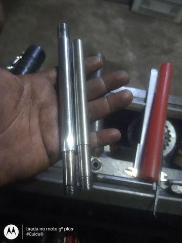 Recuperação e adaptação de amortecedores de moto  - Foto 9