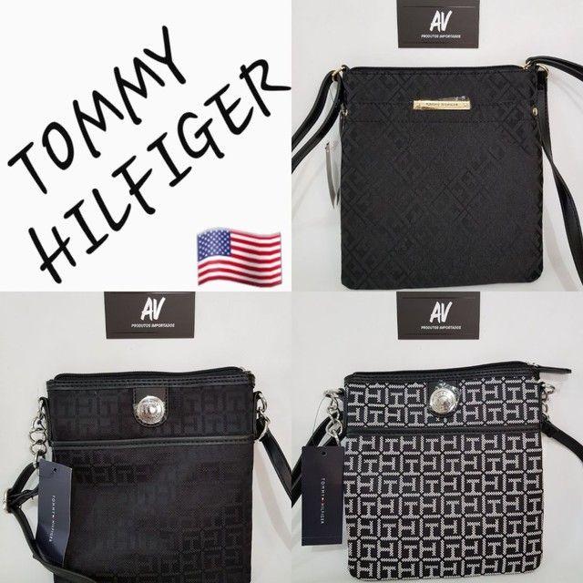Bolsa Tommy Hilfiger transversal 229,00 cada