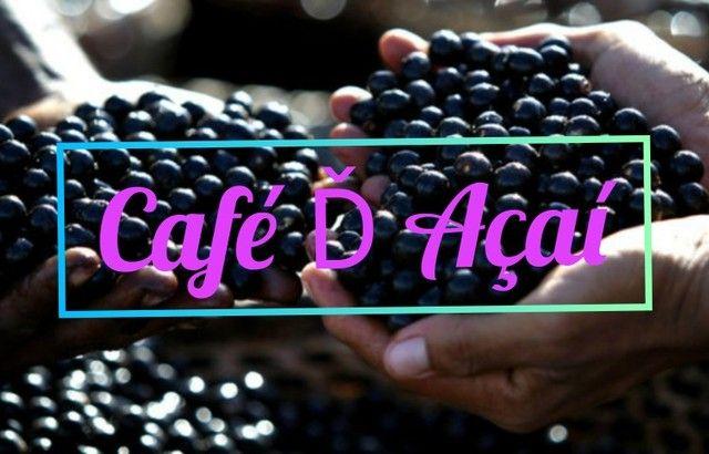 Café do caroço de Açai  - Foto 5