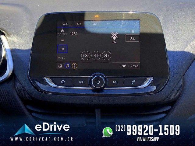 Onix LT 1.0 12V Flex 5p Mec. - IPVA 2021 PAGO - 1 Ano de Garantia - Último Modelo - 2020 - Foto 15