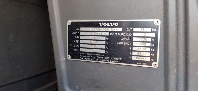 Volvo FH 540 Globletrotter 6x4 13/14 - Foto 11