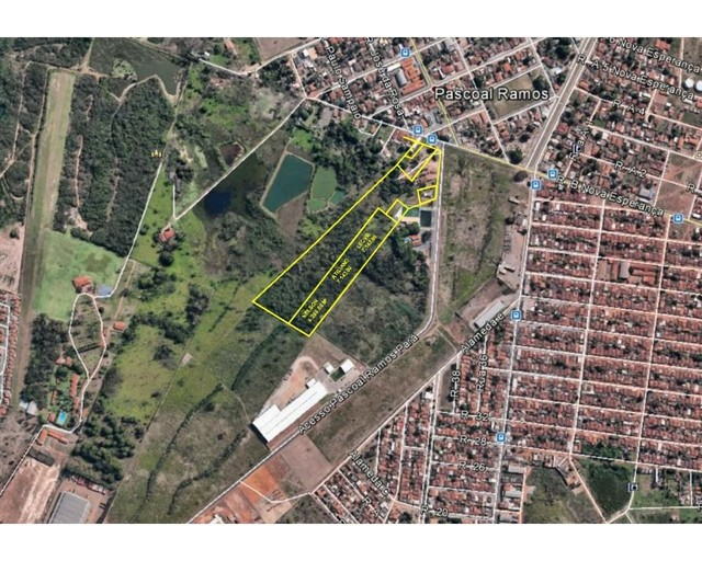 Cuiabá - Terreno Padrão - Pascoal Ramos