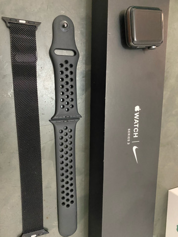 Apple Watch Nike+ 38mm S3  - Foto 4