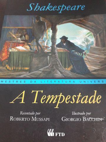 Livro literatura R$ 20 cada um - Foto 2