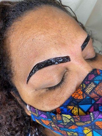 Design de sobrancelhas  - Foto 4