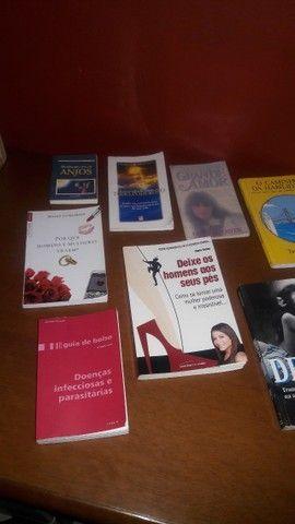 9 Livros Diversos por R$2,00 cada - Foto 2