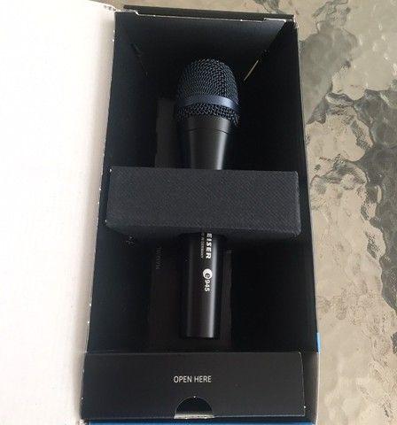 Microfone Sennheiser E-945 Supercardíoide - Original - Made in Germany - Foto 6