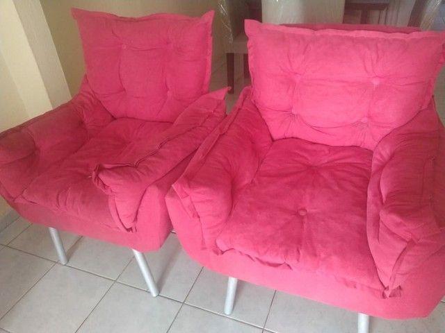 Cadeiras  - Foto 2