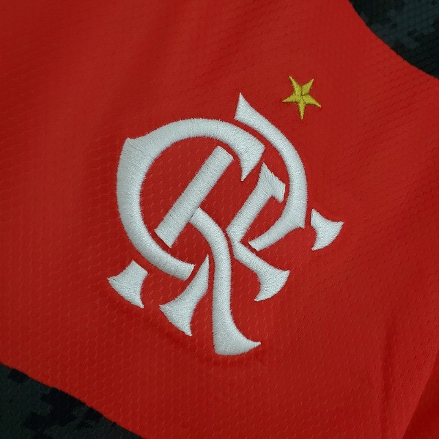 Camisa Flamengo 2021 - Tamanho M - Tailandesa (Primeira Linha) - Foto 2