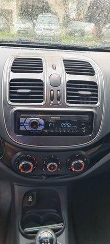 Grand Siena GNV geração 5, chave reserva,manual  nota fiscal de fábrica ?único dono. - Foto 12