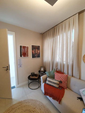 Venha morar a 5min do Centro de Niterói num incrível condomínio! Aptos de 1 e 2 quartos! - Foto 6