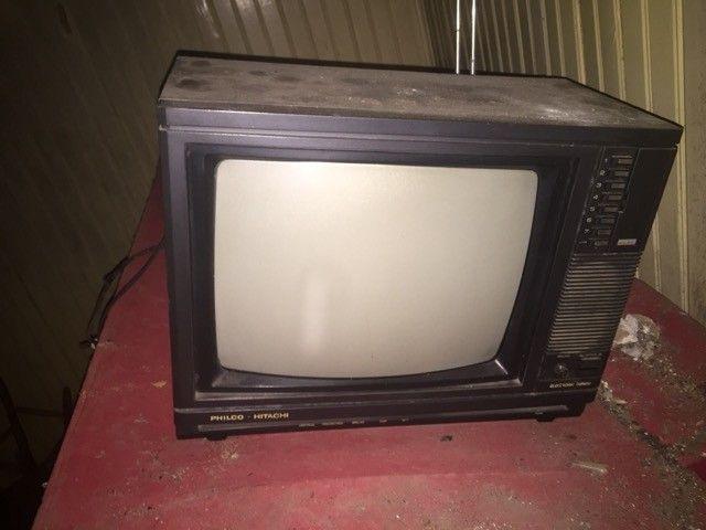 Tv Philco hitachi 1972