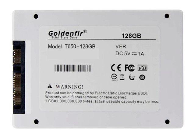 SSD em Promoção - SSD 256GB Goldenfir R$239,00, pronta entrega!!! - Foto 5