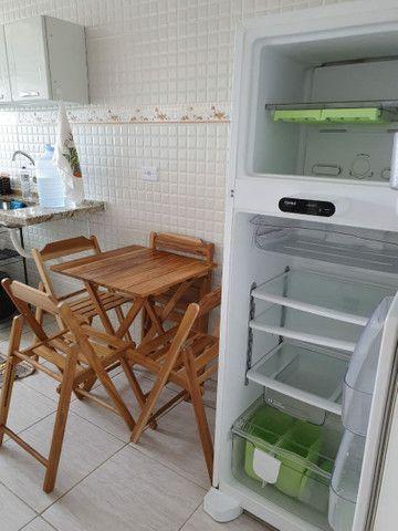 Alugo Temporada Apartamento Vila Tupi Praia Grande SP - Foto 5