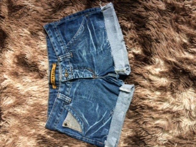 Shorts jeans tam 42 - Foto 3