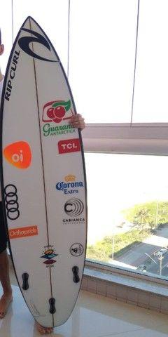 Prancha de surf modelo DFK do Gabriel Medina - Foto 2