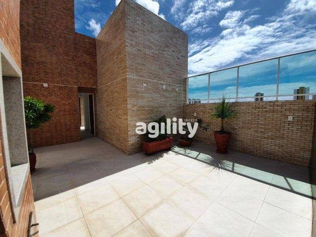 Cobertura com 4 dormitórios à venda, 160 m² por R$ 755.000,00 - Capim Macio - Natal/RN - Foto 12