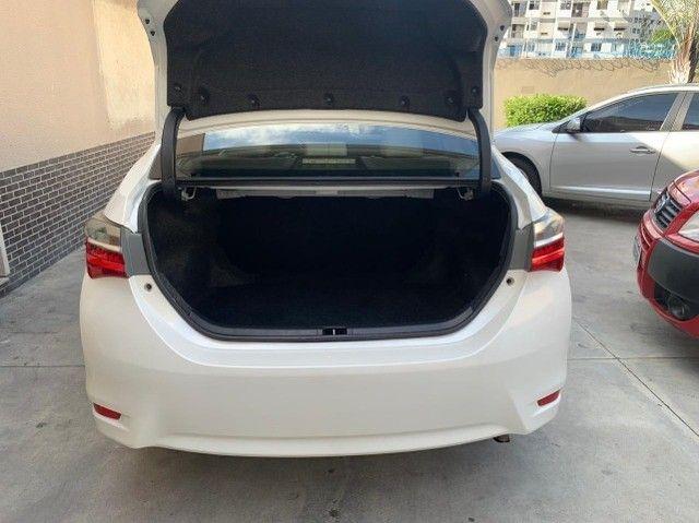 Corolla xei 2019 automatico 83,900 financiado+ entrada - Foto 6