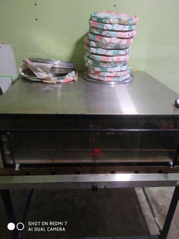 Material para pizzaria delivery - Foto 4