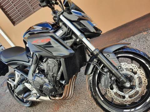 Vendo Honda CB 650 F Abs - Foto 2