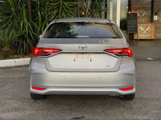 Toyota Corolla 2.0 XEI 2022 + Blindado - Foto 5