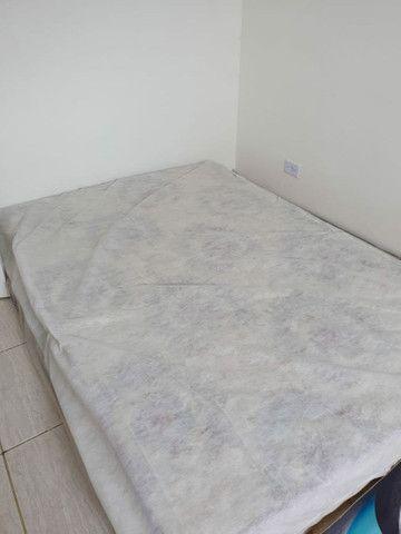 Alugo Temporada Apartamento Vila Tupi Praia Grande SP - Foto 3