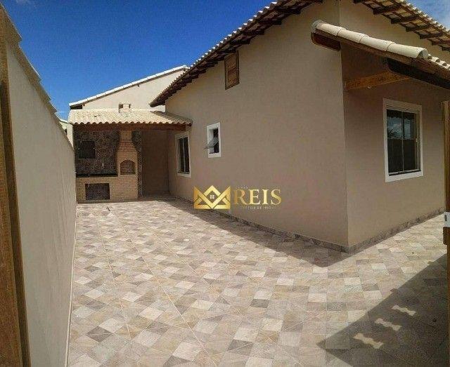RI Casa Com 2 Dormitórios à Venda, 56 m² Por R$105.000 - Nova Califórnia - Cabo Frio/rj - Foto 11