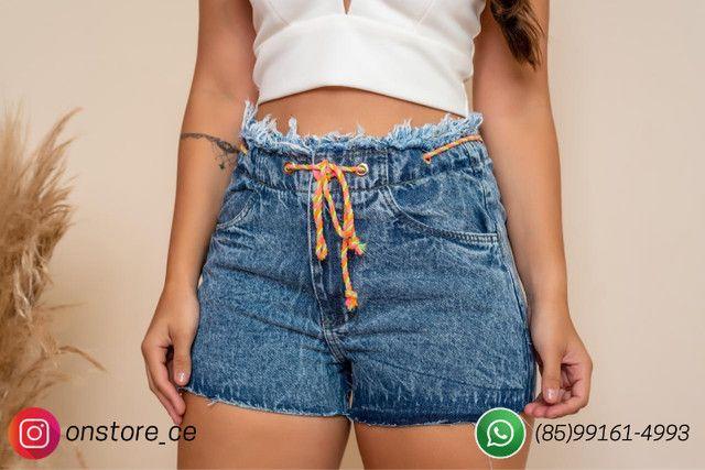 Shorts Jeans - Foto 6