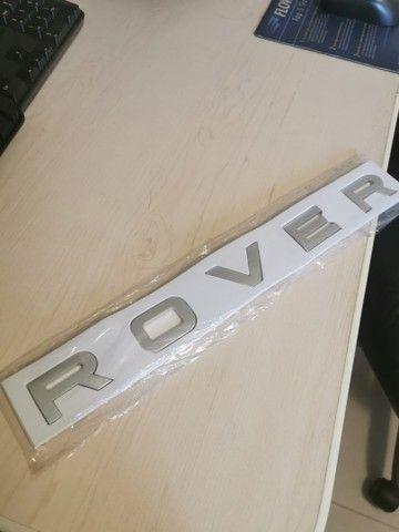 Emblema nome range rover - Foto 2