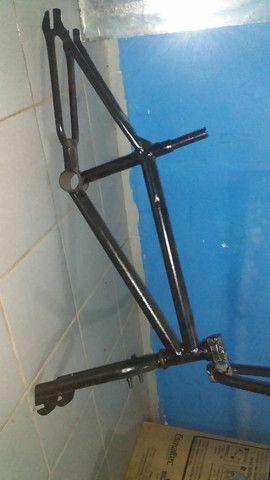 Quadro de BMX
