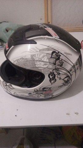Vendo capacete LS2  - Foto 4