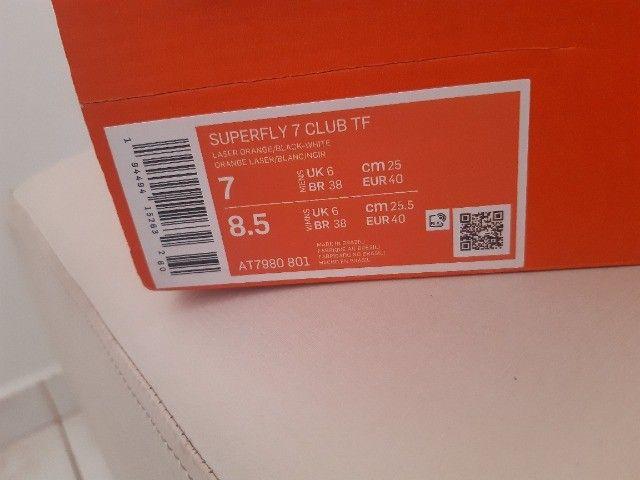 Vende-se Chuteira Superfly Nike - Foto 3