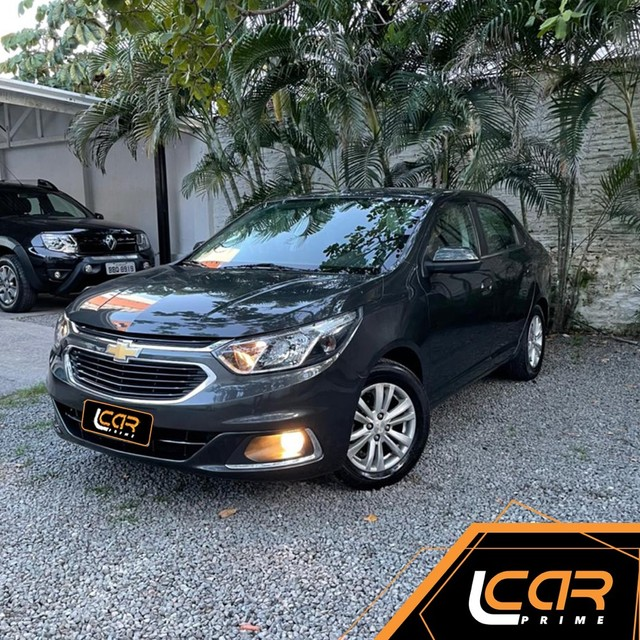 Chevrolet COBALT LTZ 1.8 / AUTOMÁTICO / HIPER NOVO/ c Gás G5/ novo