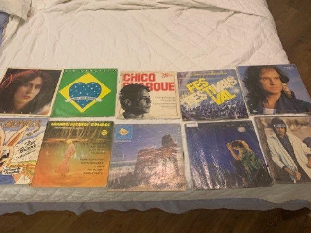 Lote de 100 discos - Foto 6