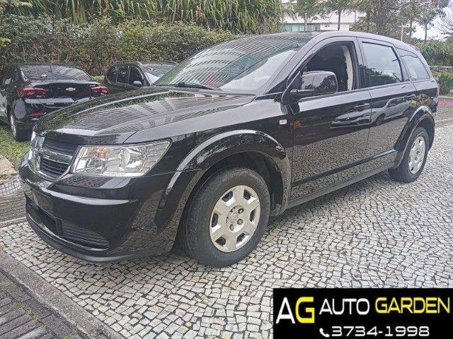 Dodge Journey 2010 Se 2.7 v6 aut/tip+toplinha+couro+cdmp3+revisada+novíssima!!! - Foto 2