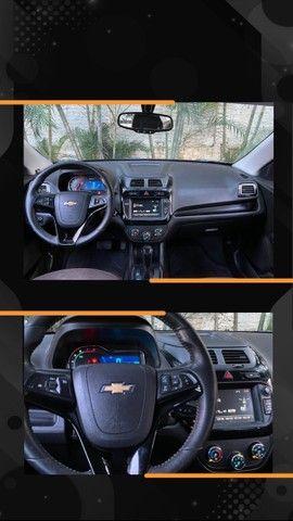 Chevrolet COBALT LTZ 1.8 / AUTOMÁTICO / HIPER NOVO/ c Gás G5/ novo - Foto 12