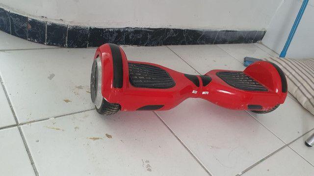 Hoverboard pouco uso - Foto 2