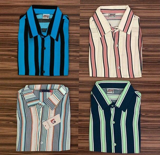 Camisas de botão! - Foto 2