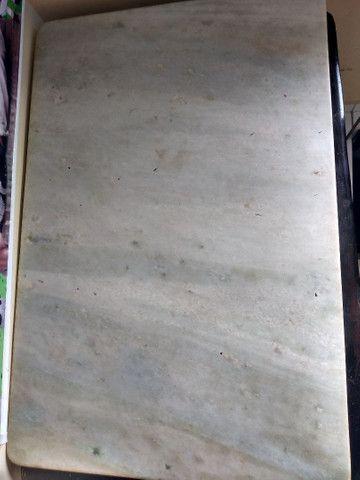 Pedra de mármore Branco - Foto 2