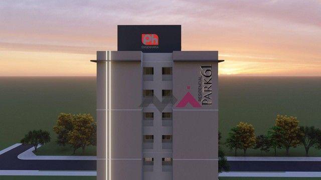 Apartamento com 2 dormitórios à venda, 60 m² por R$ 294.588,00 - Plano Diretor Sul - Palma
