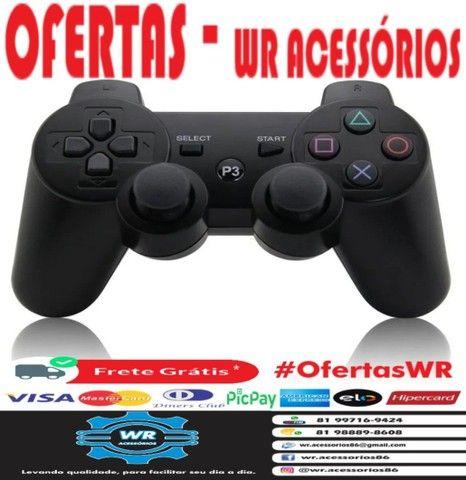 Controle para  PS3 -ENTREGA GRÁTIS