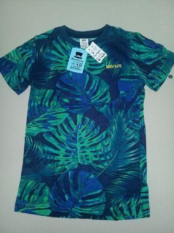 Kit combo camisa infantil - Foto 5